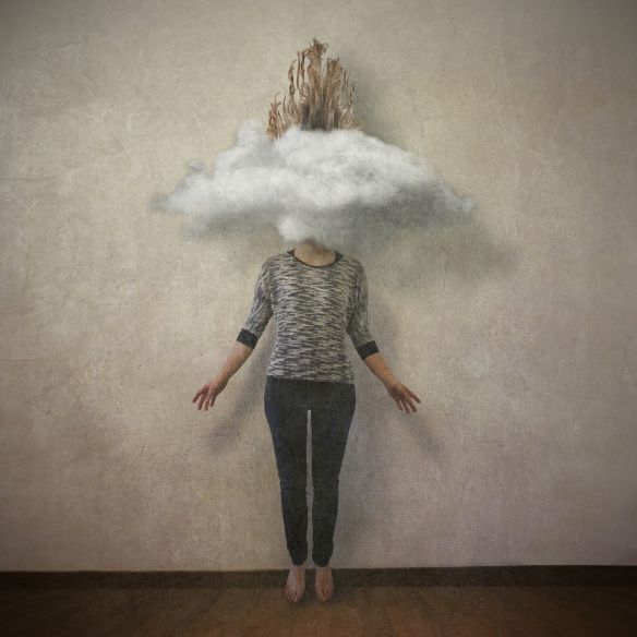 Italian idioms #3: Avere la testa tra le nuvole.