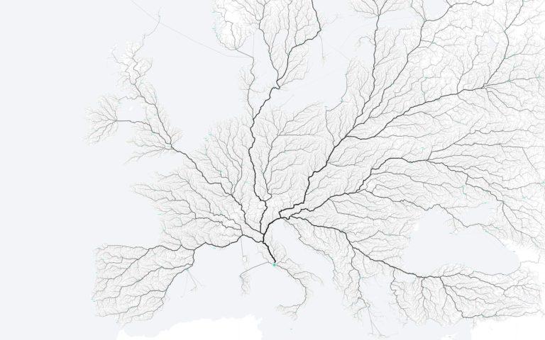 Italian proverb #1: Tutte le strade portano a Roma