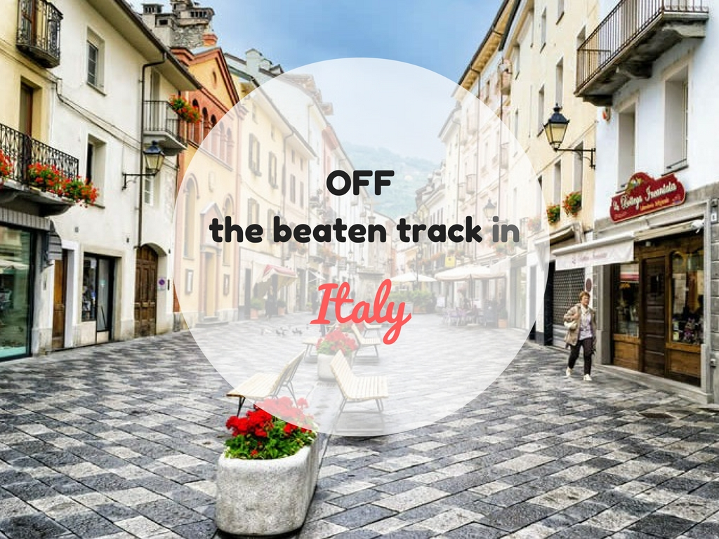 Off the beaten track Italy: discovering Aosta