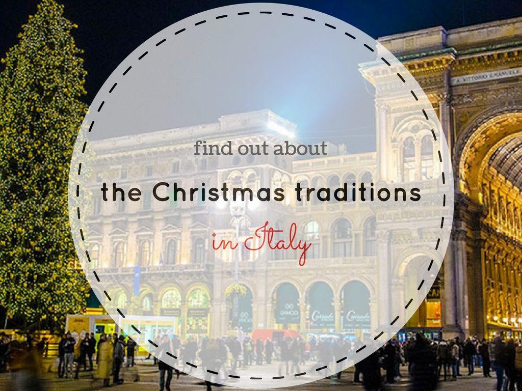 Le tradizioni di Natale in Italia