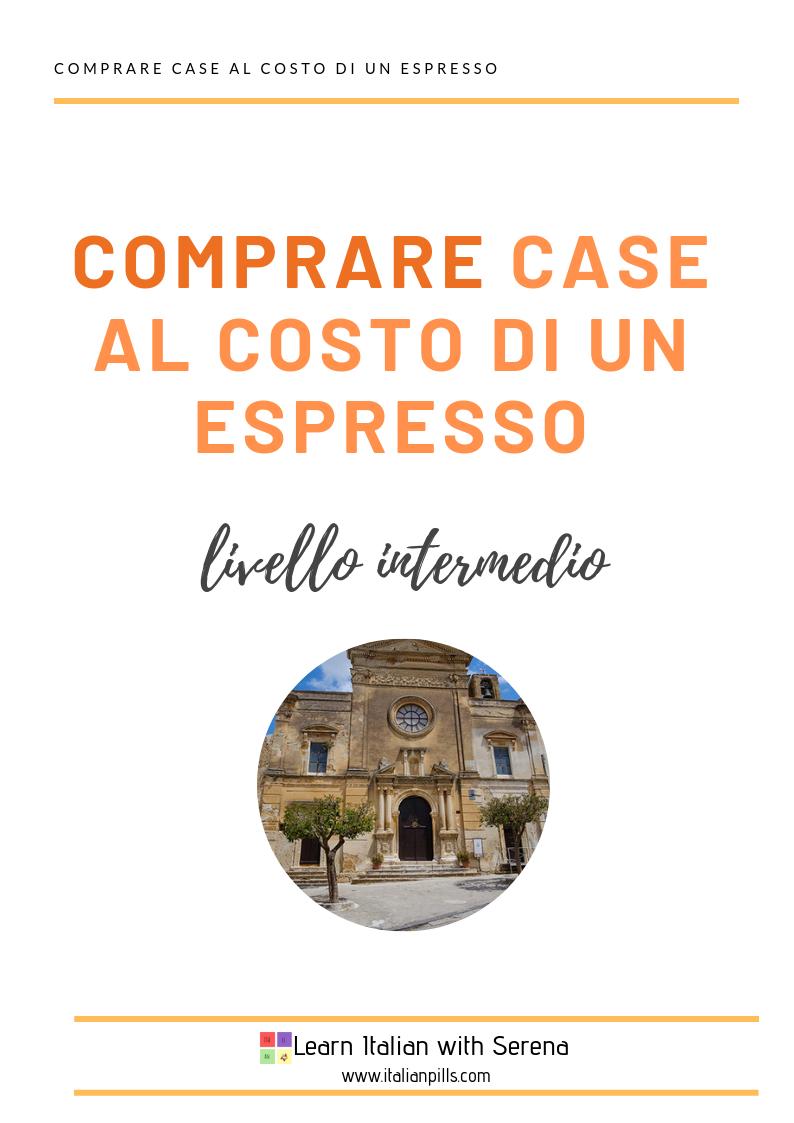 Comprare una casa al costo di un espresso, in Sicilia!
