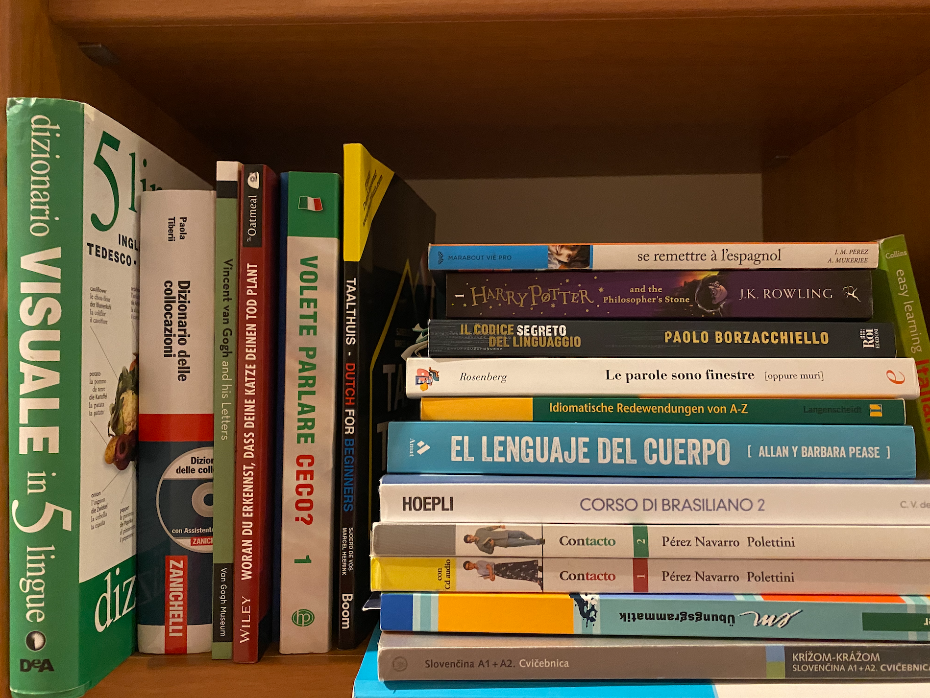 Becoming a polyglot: how did I learn 6 foreign languages