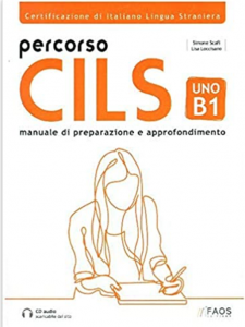A great prep book for the CILS 1 B1 exam. It comprises 10 different exam samples of the written format of the exam. The keys are included in the text.