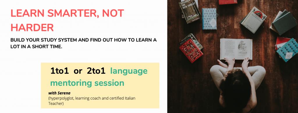 Italian language coaching