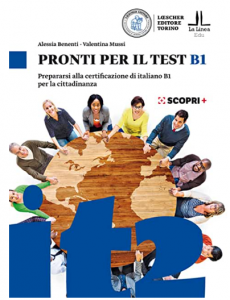 Great textbook for intermediate or upper intermediate students to review the topics and vocabulary of the Italian intermediate level. It comprises listening, reading, vocabulary and grammar exercises.