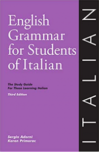 Romance language like Italian are easier to learn with the use of grammar. If you haven't ever learned grammar in English - this is book will be essential to understand and learn the Italian grammar with ease.