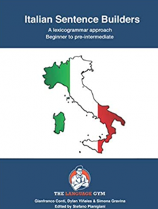 A fantastic self-study resource for visual learners and those who learn through repetition. This textbook for beginners covers a great deal of the basics of the Italian grammar and vocabulary.