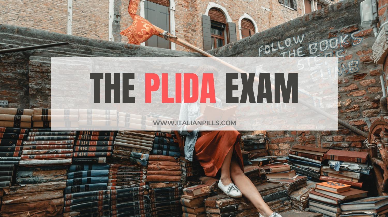 The PLIDA Italian Test