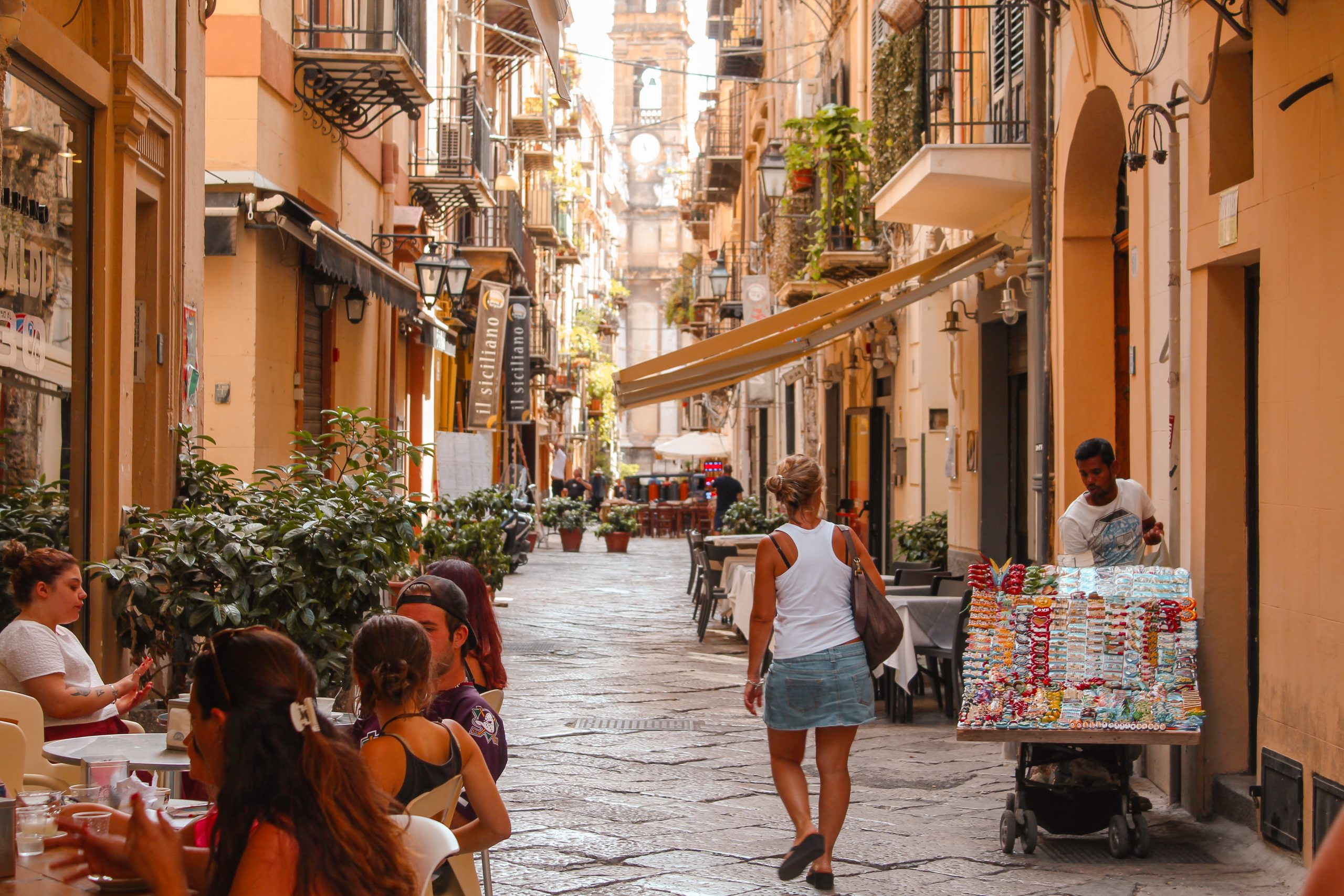 how to move to Sicily