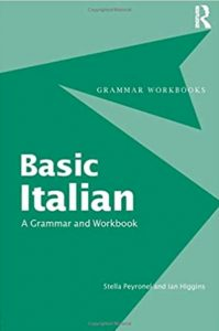 For English native speakers, this is an excellent Italian grammar and drill book. Each unit covers a grammar topic with contemporary Italian examples and English comparisons. . Drills and translations exercises round out each unit. It's a little old-school, but why reinvent the wheel?